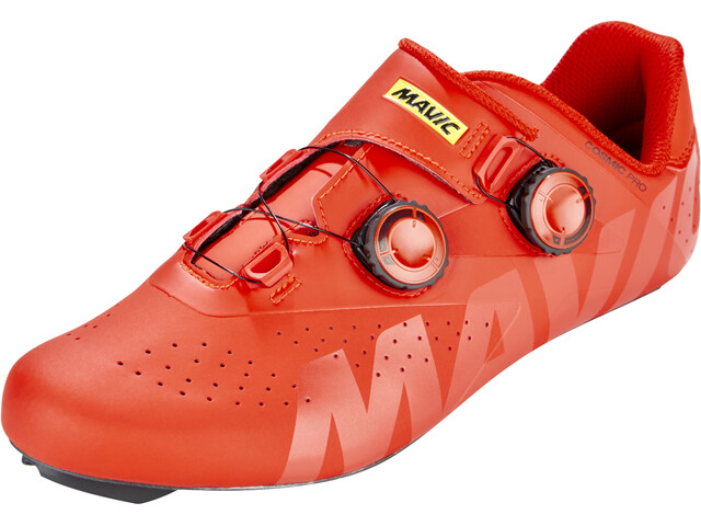 Mavic Cosmic Pro Buty, fiery red/fiery red/black